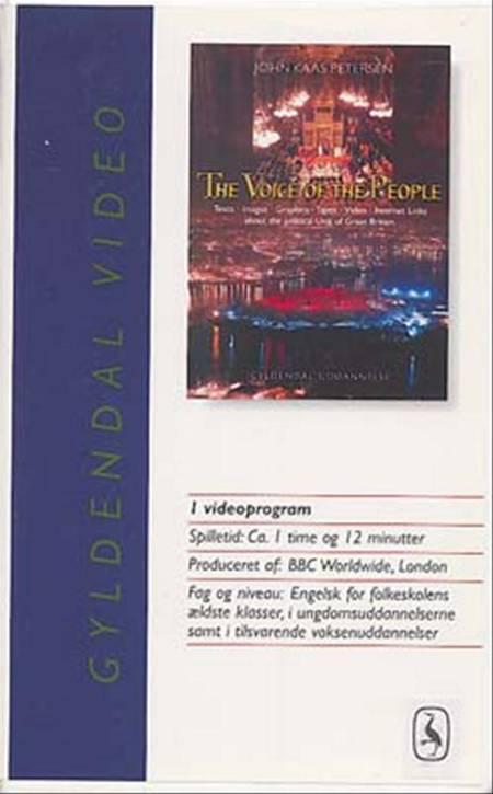 Vhs. the voice of the people af John Kaas Petersen