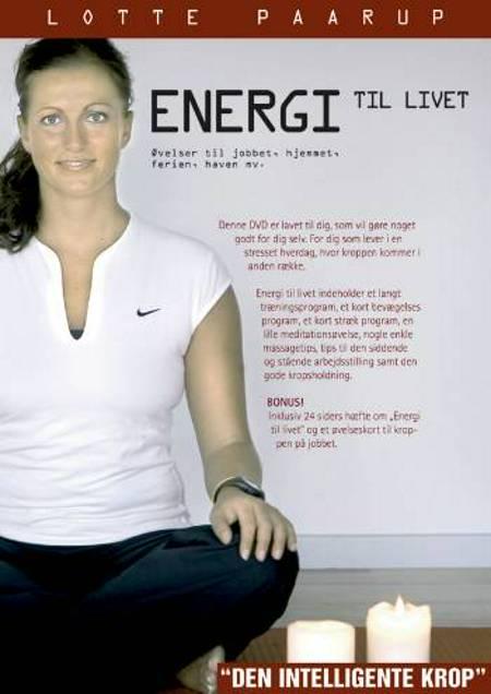 Energi til livet af Lotte Paarup