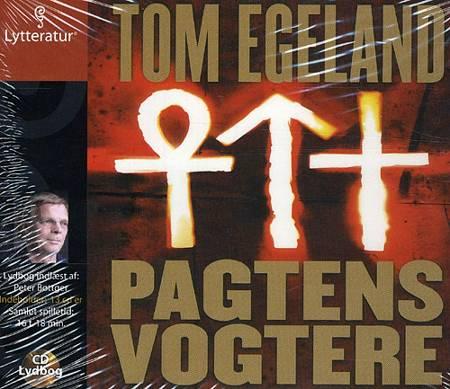 Pagtens vogtere af Tom Egeland