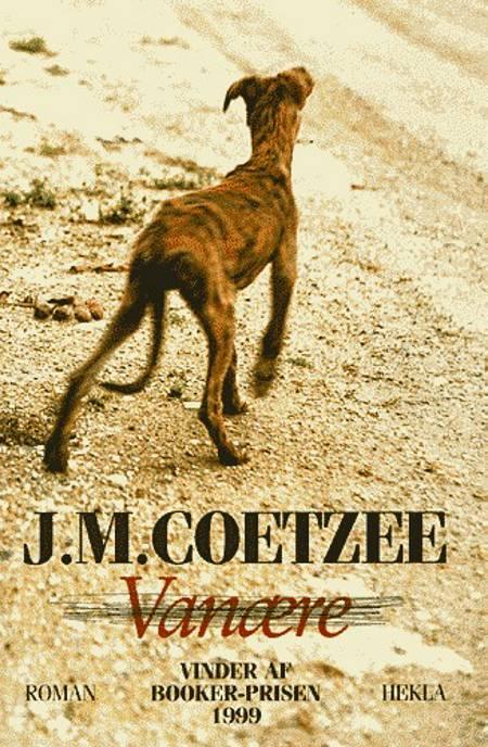 Vanære af J. M. Coetzee