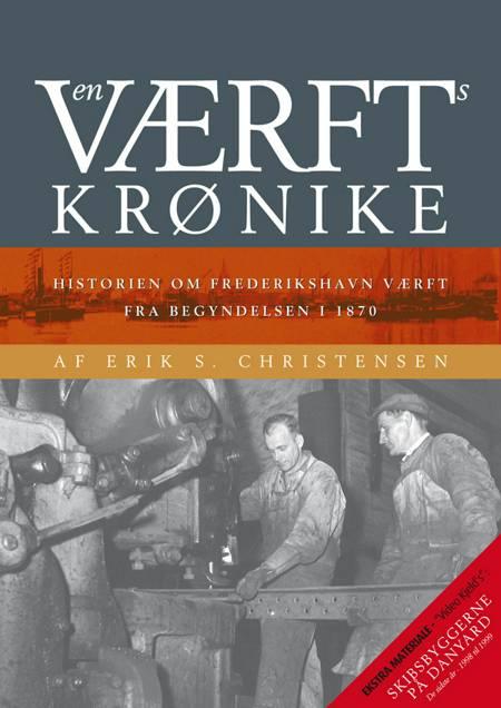 DVD 1: En værftskrønike. DVD 2: Skibsbyggerne på Danyard - De sidste år fra 1998 til 1999 af Erik S. Christensen