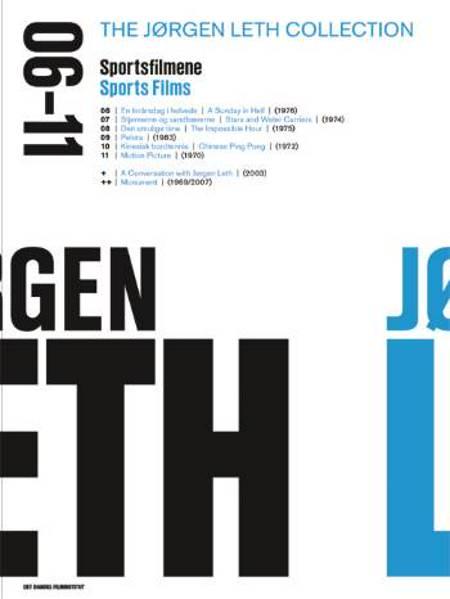 Sportsfilmene af Jørgen Leth