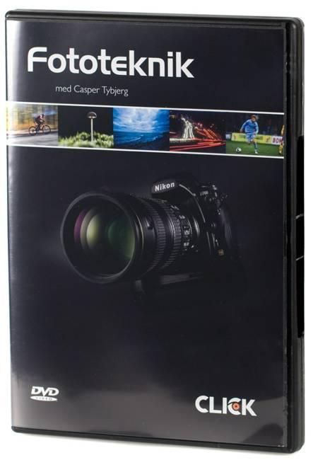 DVD Fototeknik af Casper Tybjerg