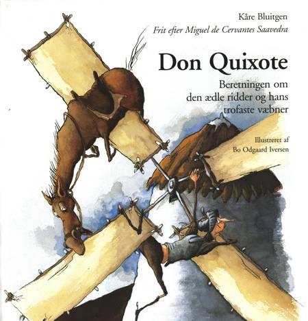 Don Quixote af Kåre Bluitgen