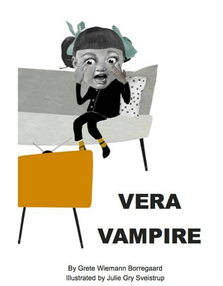 Vera Vampire af Grete Wiemann Borregaard