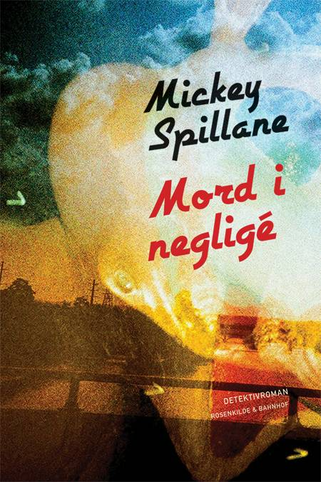 Mord i negligé af Mickey Spillane