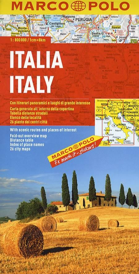 Italien 1:800.000