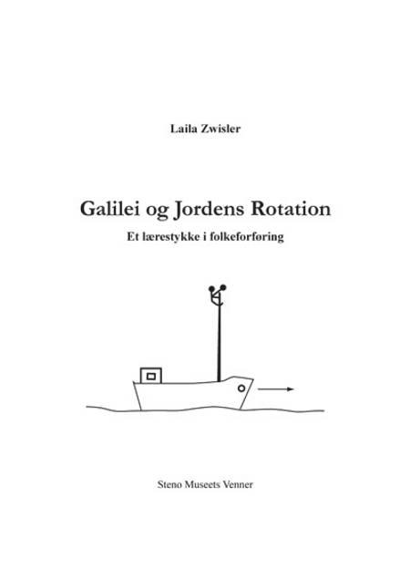 Galilei og Jordens rotation af Laila Zweisler