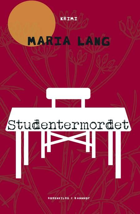 Studentermordet af Maria Lang