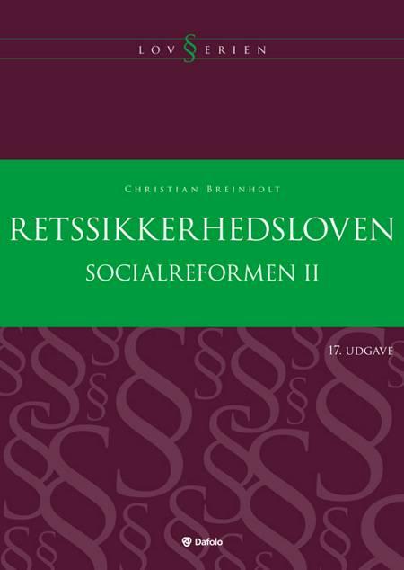 Retssikkerhedsloven af Christian Breinholt og Jørgen Christiansen