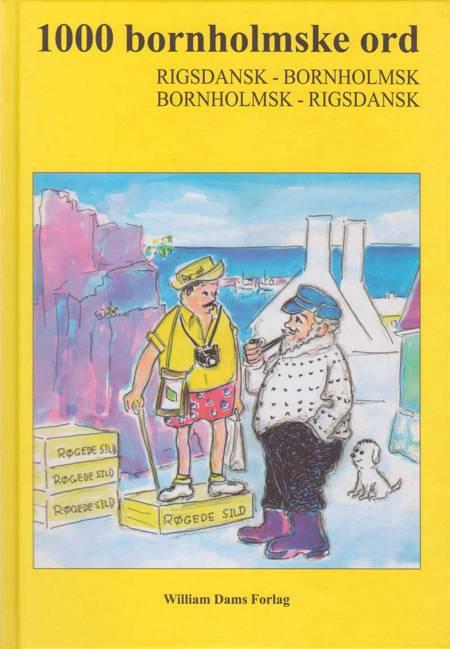 1000 bornholmske ord af Leif Henriksen