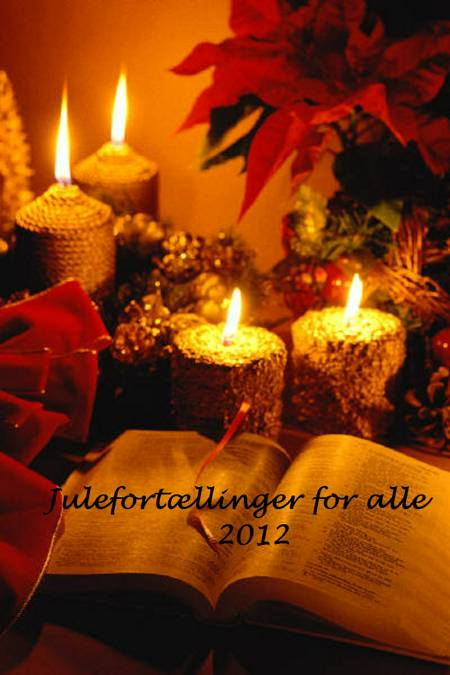 Julefortællinger for alle 2012 af Jette Steen