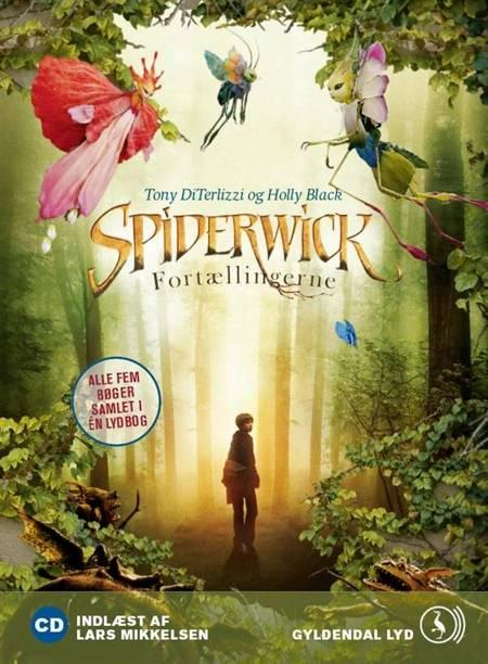 Spiderwick Fortællingerne 1-5 af Holly Black