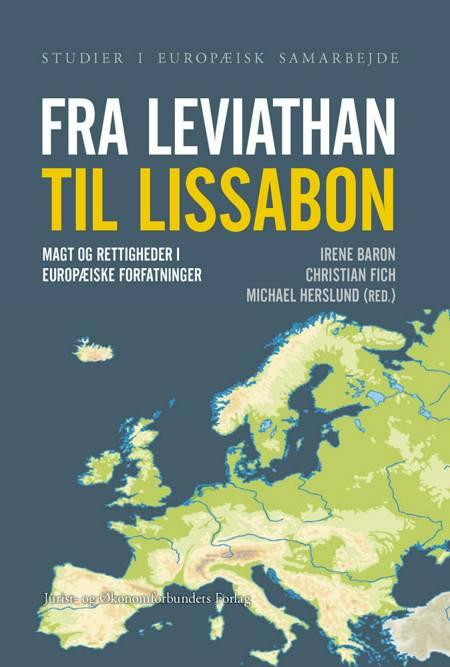 Fra Leviathan til Lissabon af Michael Herslund, Christian Fich, Irene Baron og Christian Fich og Michael Herslund