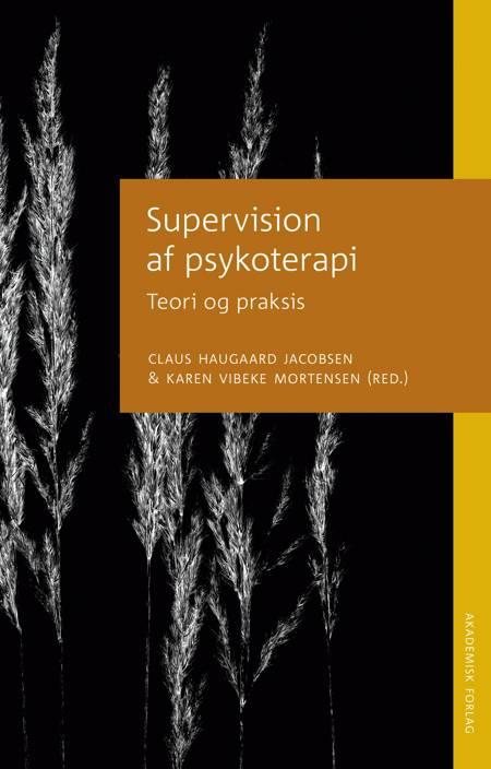 Supervision af psykoterapi af Karen Vibeke Mortensen og Claus Haugaard Jacobsen