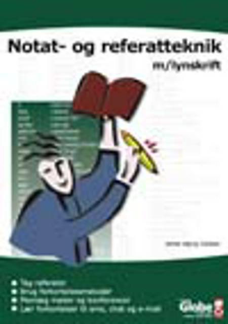 Notat- og referatteknik med lynskrift af Jonna Vejrup Carlsen