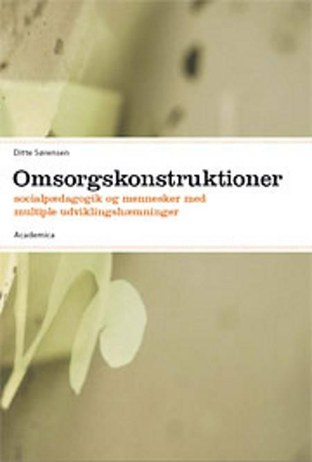 Omsorgskonstruktioner af Ditte Sørensen