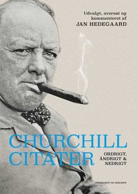 Churchill citater af Jan Hedegaard