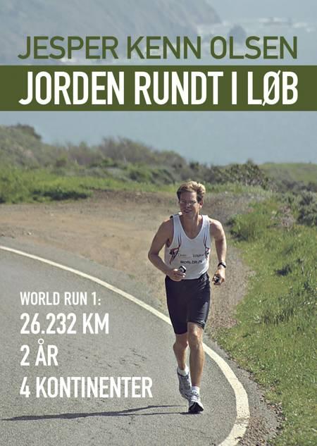 Jorden rundt i løb af Jesper Kenn Olsen