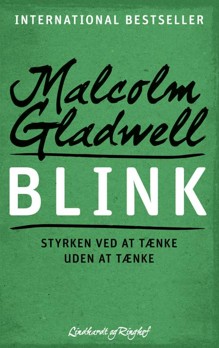 Blink af Malcolm Gladwell