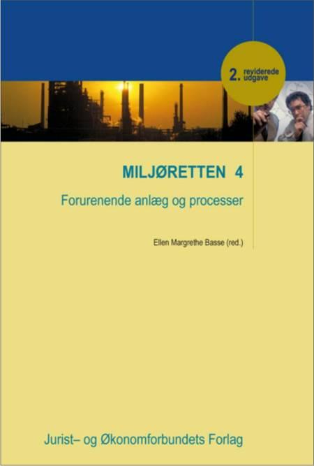 Miljøretten 4 af Ellen Margrethe Basse