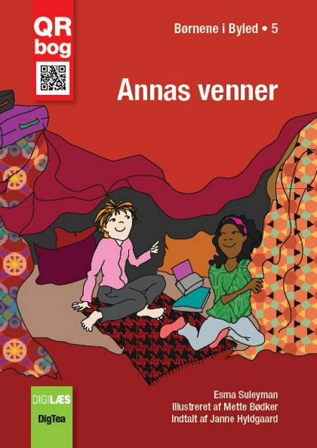 Annas venner - Børnene i Byled 5 af Esma Suleyman
