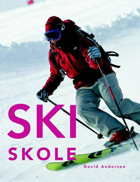 Skiskole af David Anderson