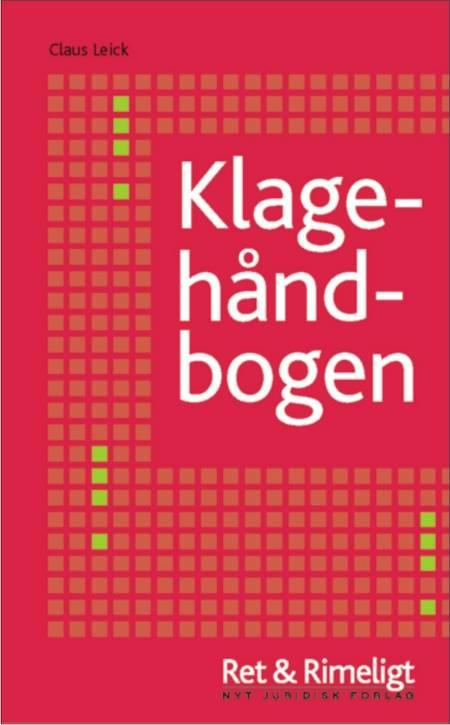 Klagehåndbogen af Claus Leick