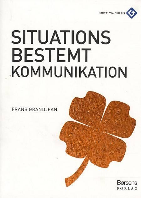 Situationsbestemt kommunikation af Frans Grandjean