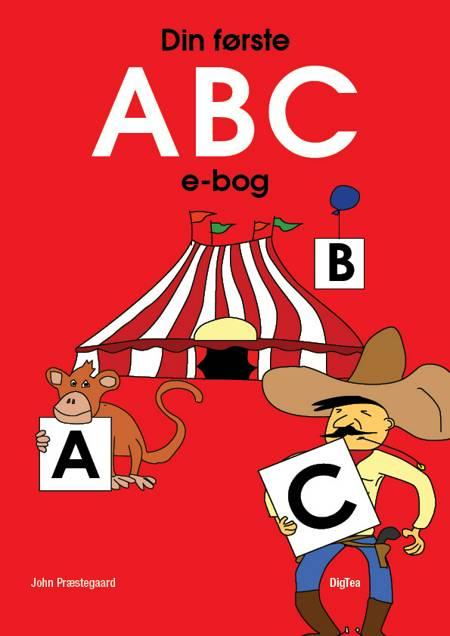 Min første ABC e-bog af John Præstegaard
