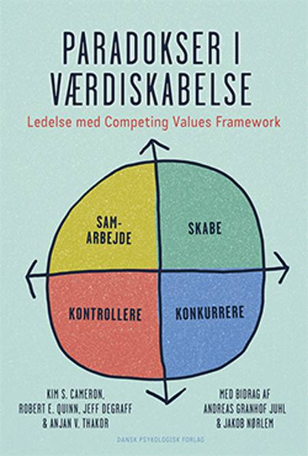 Paradokser i værdiskabelse af Kim S. Cameron, Robert E. Quinn og Jeff DeGraff m.fl.
