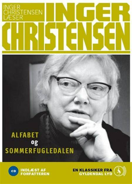 Alfabet og Sommerfugledalen af Inger Christensen
