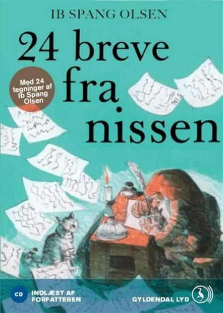 24 breve fra nissen af Ib Spang Olsen