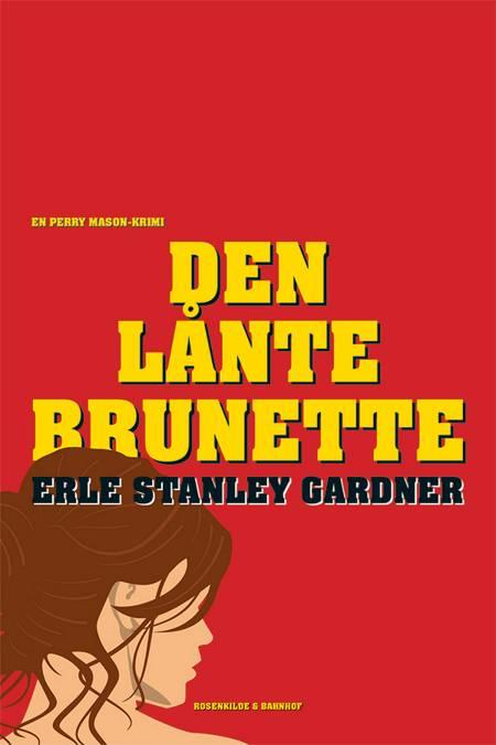 Den lånte brunette af Erle Stanley Gardner