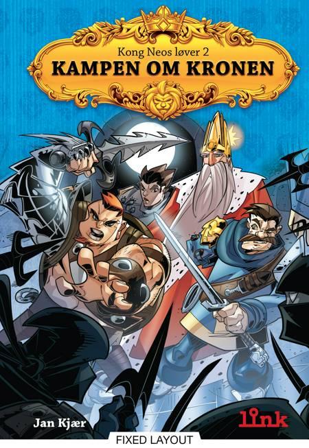 Kampen om kronen af Jan Kjær