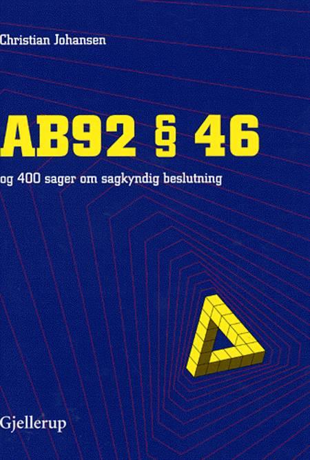 AB92 - 10 år (§46) af Christian Johansen
