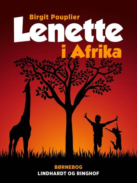 Lenette i Afrika af Birgit Pouplier