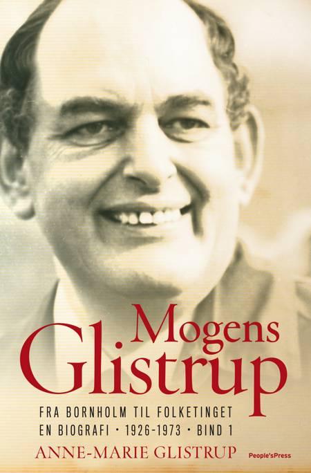 Mogens Glistrup af Anne-Marie Glistrup