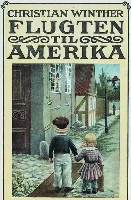 Flugten til Amerika af Christian Winther og Alfred Schmidt