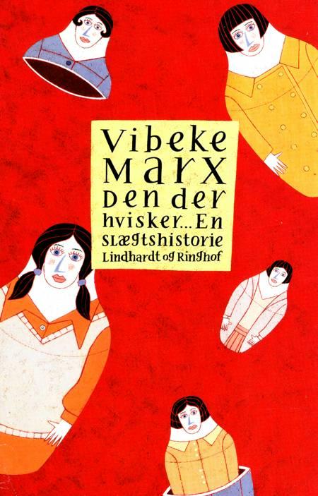 Den der hvisker af Vibeke Marx