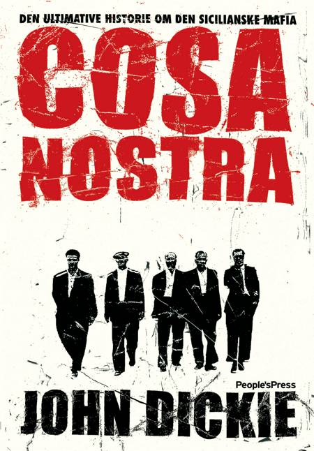 Cosa Nostra af John Dickie
