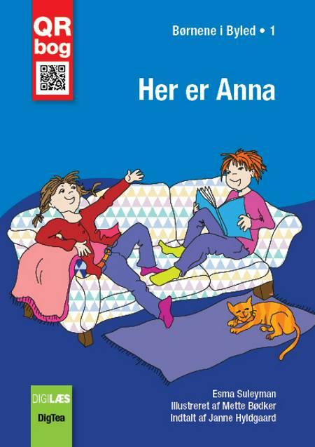 Her er Anna - Børnene i Byled 1 af Esma Suleyman