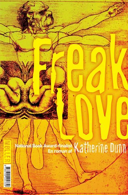 Freak Love af Katherine Dunn