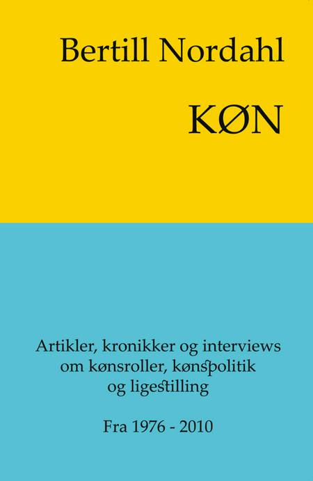 Køn af Bertill Nordahl