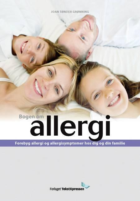 Bogen om Allergi af Joan Tønder Grønning