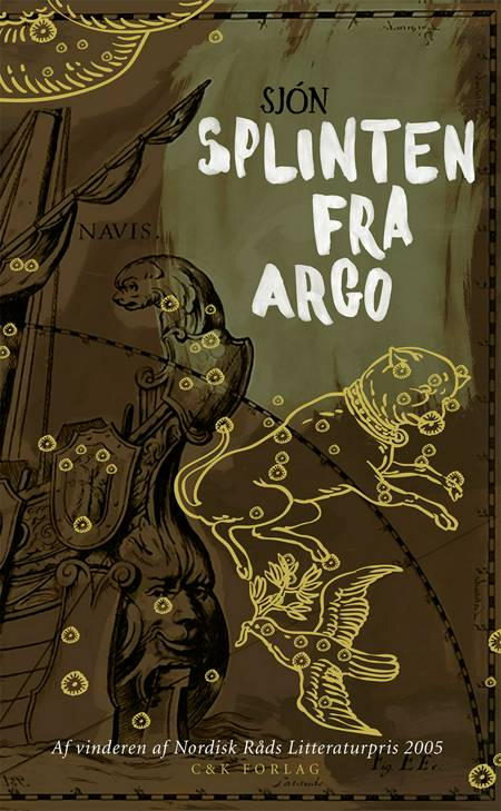 Splinten fra Argo af Sjón