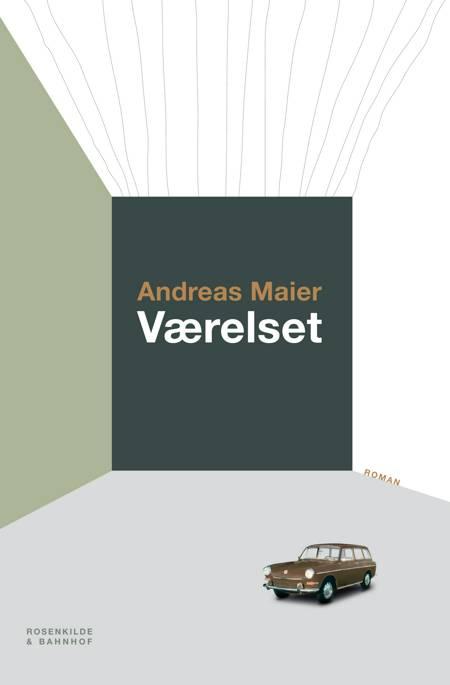 Værelset af Andreas Maier