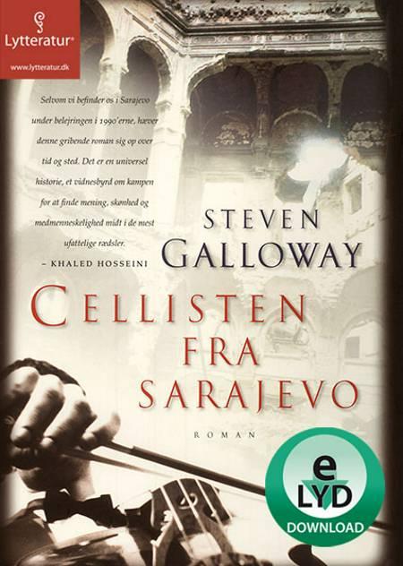 Cellisten fra Sarajevo af Steven Galloway