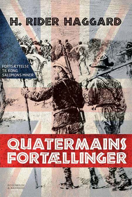 Quatermains fortællinger af Henry Rider Haggard