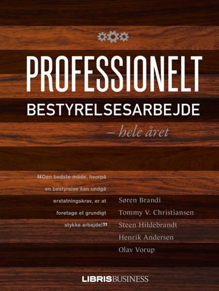 Professionelt Bestyrelsesarbejde af Steen Hildebrandt, Søren Brandi og Tommy V. Christiansen m.fl.